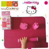 Super Kit biscuits Hello Kitty ScrapCooking