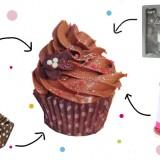 Recette cupcakes Nutella : la décoration [3/3]