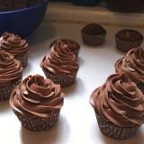 Recette cupcakes au Nutella : le glacage [2/3]
