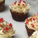 Recette cupcakes carotte