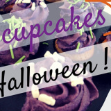 Faire des mini cupcakes d'Halloween faciles