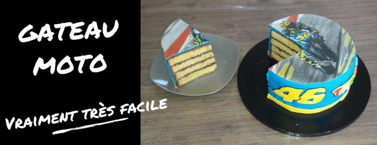 faire un gateau moto tr s facile blog univers cake. Black Bedroom Furniture Sets. Home Design Ideas