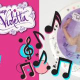 Gateau Violetta en pâte a sucre