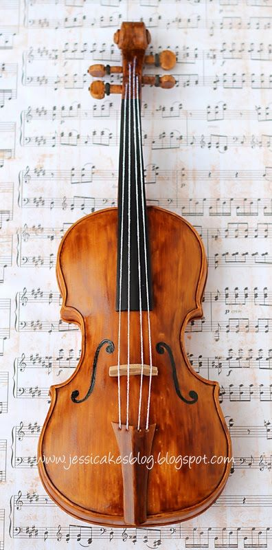 gateau-violon-jessicakesblog