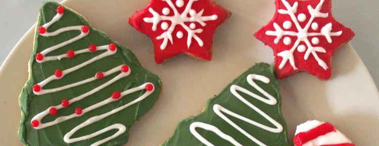 Decoration Biscuit Noel.Décoration Des Biscuits De Noël Au Glacage Royal Blog
