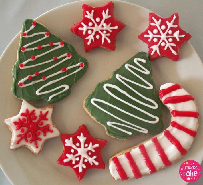Faire des biscuits de noel facile