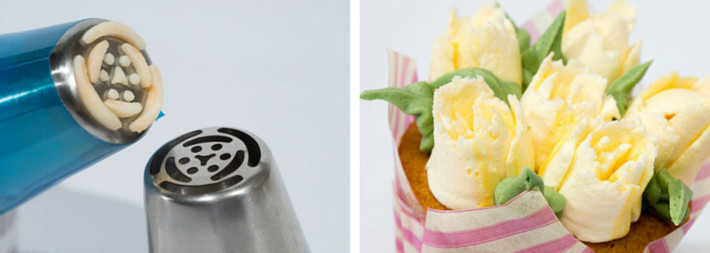 glacage-cupcakes-tulipe-douille-russe-magique