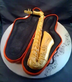 gateau-saxophone-cake-design